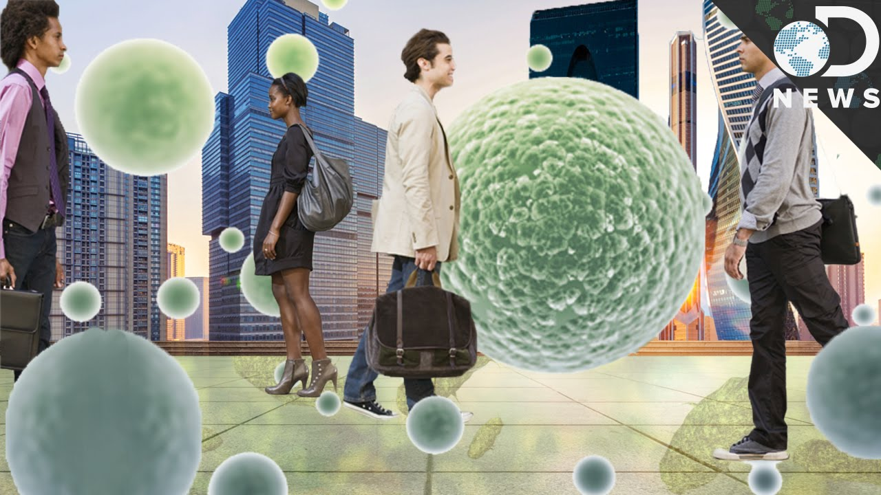 How Your City Has Its Own Unique Microbiome