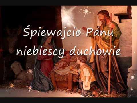 Najpiękniejsze Polskie Kolędy - Gdy śliczna Panna KARAOKE