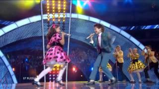 Full HD - Саша Лазин и Лиза Дрозд - «Boy and girl» - JESC 2010