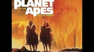 Musique Planet Of The Apes TV Series Soundtrack -- Into The Ruined City/The Machine/The Soldiers