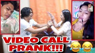 VIDEO CALL PRANK!!! (GALIT NA GALIT SI KUMANDER!!!)