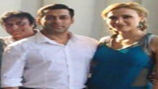 Salman Khan spotted with GIRLFRIEND Iulia Vantur
