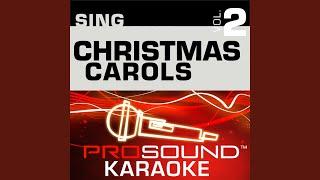 Twelve Days Of Christmas Karaoke Instrumental Track In The Style Of Christmas