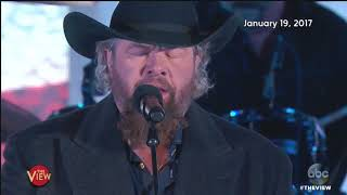 Toby Keith Talks Statues Controversy, Writing With Willie Nelson | The View