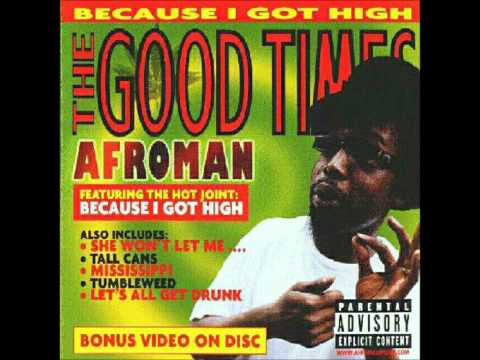 Afroman - In Your Pussy