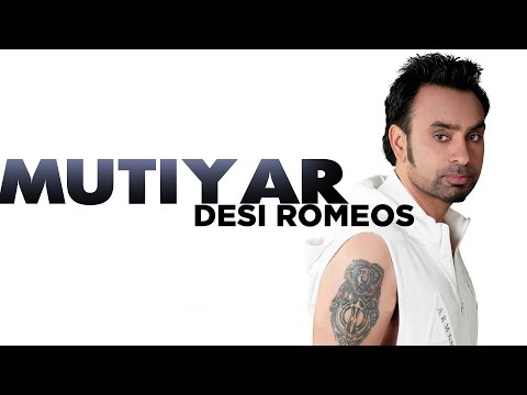 Babbu Maan - Mutiyar - [desi Romeos] - 2012 - Latest Punjabi Songs video