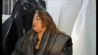 Maison & Objet 2008: Zaha Hadid (Interview)