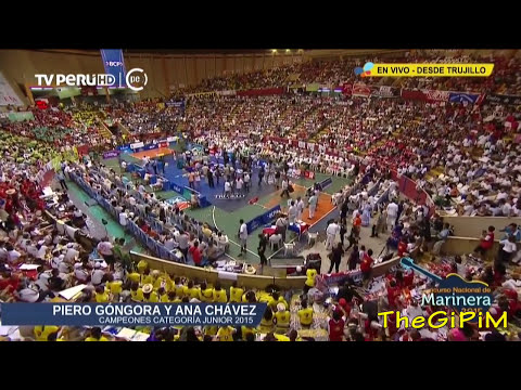 FINAL JUNIOR 2015 ( HD ) - 55 CONCURSO NACIONAL DE MARINERA 2015