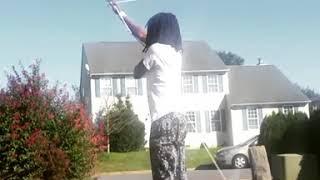 Juggling fail