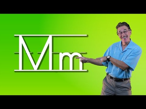 Learn The Letter M | Let's Learn About The Alphabet | Phonics Song for Kids | Jack Hartmann