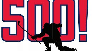 Alex Ovechkin 500 Goals Compilation