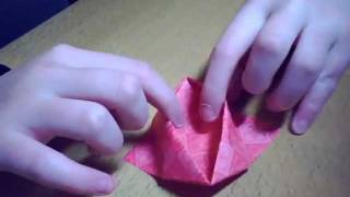 King Arthurs Crown (origami)