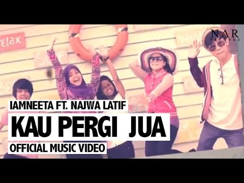 Iamneeta Ft. Najwa Latif - Kau Pergi Jua (official Music Video) video