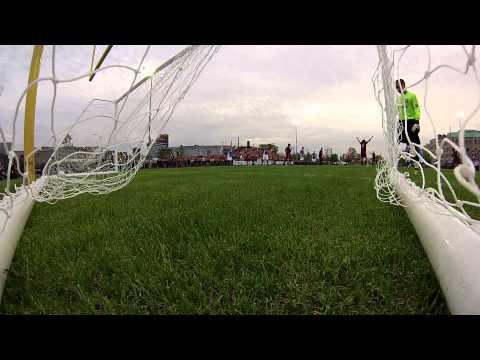 Detroit City Football Club Home Opener Goal #1