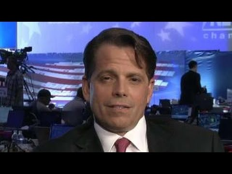 Anthony Scaramucci: Donald Trump is a fixer