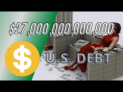 $16 Trillion U.S. DEBT -  A Visual Perspective
