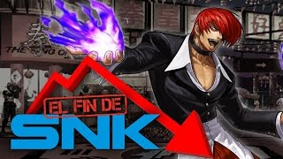 ¿Por qué terminó SNK? La historia del desarrollo de The King Of Fighters