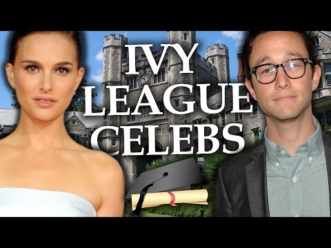 13 Celebrities Who Attended Ivy League Schools