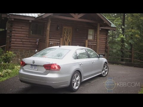 2012 VW Passat TDI Long-Term Update #1 - Kelley Blue Book