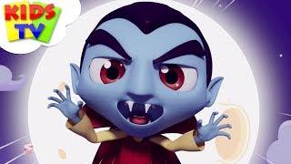 Halloween Nursery Rhymes | Cartoon Videos | Songs for Children by Kids TV