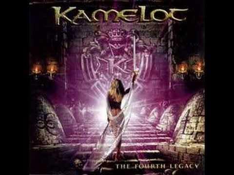 Kamelot - Silent Goddess