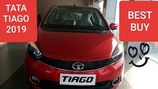 Tata tiago 2019 variant | BEST BUDGET CAR | WITH ALL SPECIFICATION |