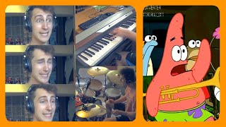 Is Mayonnaise An Instrument But It's A Full Band Dub