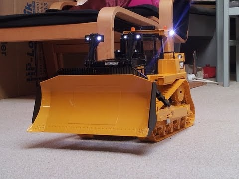 New Bruder D9 Dozer Rc Test