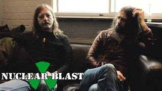 SCORPION CHILD - Aryn & Chris discuss how the band write new material (INTERVIEW)