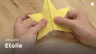 Origami : Comment Faire Une toile En Papier ? - Hd
