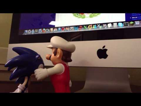 Sonic's reaction to sonic:lost world *READ DESCRIPTION!*