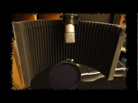 DIY: $10 Microphone GOBO - Sound Dampener Shield