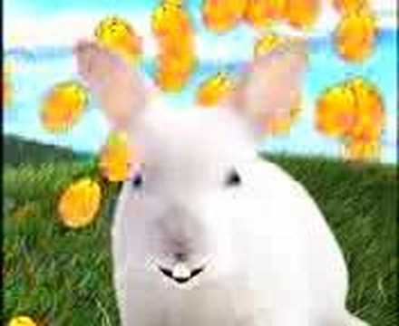 Easter Hunny Bunny Song video