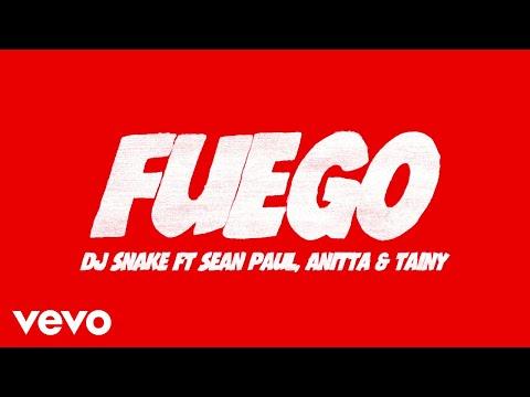 DJ Snake, Sean Paul, Anitta - Fuego (Lyric Video) ft. Tainy