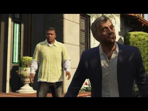 Grand Theft Auto V - Marriage Counseling: Natalia