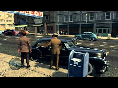 LA Noire - Traffic Desk DLC - 5 Star - A Slip of the Tongue
