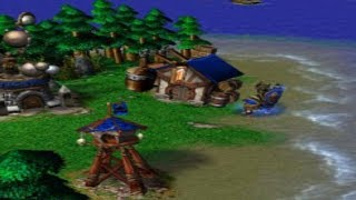 Warcraft 3 - The New World