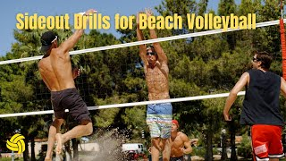 Beach Volleyball Offense: Easy Drills for Consistency and Attack Accuracy