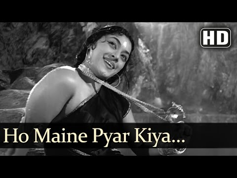 Ho Maine Pyar Kiya - Padmini - Jis Desh Men Ganga Behti Hai - Bollywood Songs - Lata Mangeshkar video