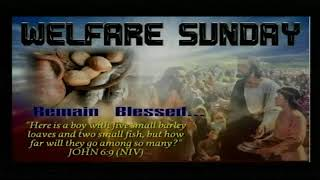 RCCG-RHMP DELTA 5 HQ: WELFARE SUNDAY [SHEPHERD'S TABLE] FIRST SERVICE - 19TH MAY, 2019