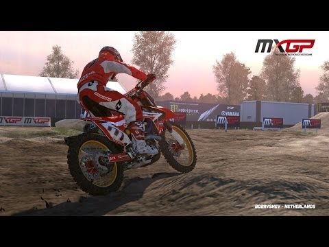 MXGP - The Official Motocross Videogame review