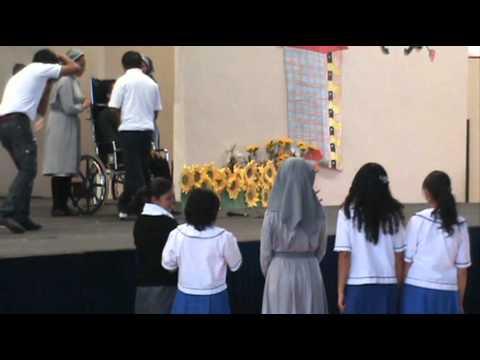 Obra de teatro por graduados de Villa de los Niños - Parte3