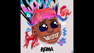 REMA - WOMAN (Official Lyrics)
