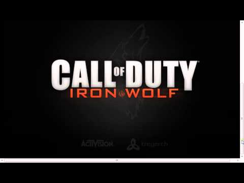 CALL OF DUTY 9 IRON WOLF
