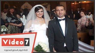 """حفل زفاف """"مريم جورج"""" ملكة جمال مصر 2005"""