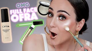 Full Face using only OFRA COSMETICS 😱 Ich schminke mich nur mit Ofra Makeup 🔥 Hatice Schmidt
