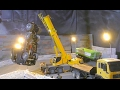 RC TRUCK FAIL! HEAVY RC TRUCK CRASH! AWESOME RC CRANE ACTION! RC RESCUE ACTION! RC For Kids!