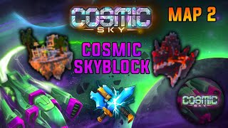 COSMIC SKY MAP 2!! CHILL START OF SEASON LIVE STREAM! :D