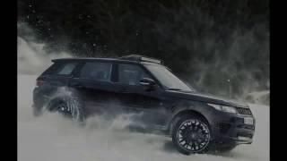 Ceyms Bondun maşını: 2015 Range Rover Sport SVR