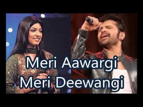 Meri Aawargi Meri Deewangi - Instrumental by Rohtas
